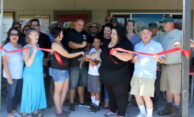 19th Hole Cantina Ribbon Cutting 07-20-17