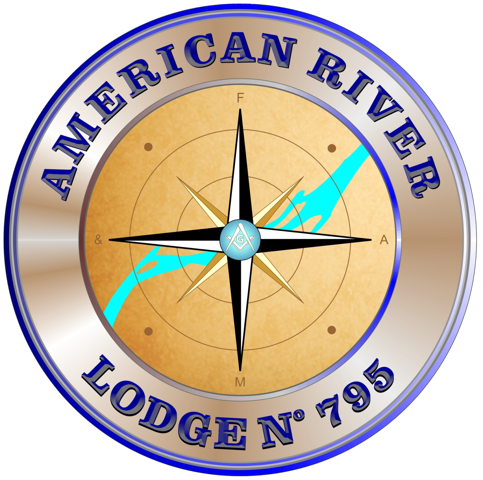 American River Masonic Lodge;