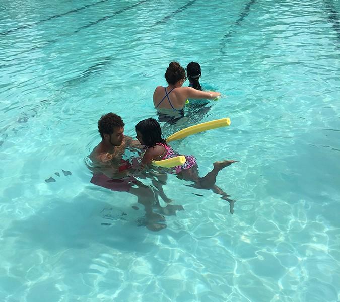 Aquatics Cordova Recreation And Park District