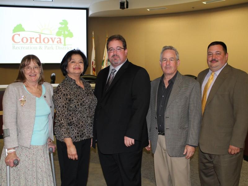 CRPD Board of Directors