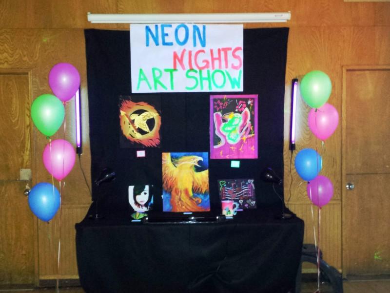 Teen Art Show