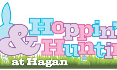 Hoppin & Huntin Logo