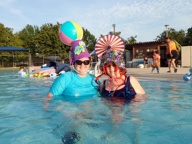 Lincoln Village Community Pool Cordova Recreation And Park District