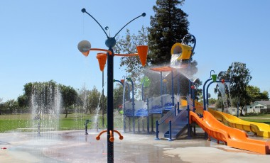 White Rock Splash Park 01
